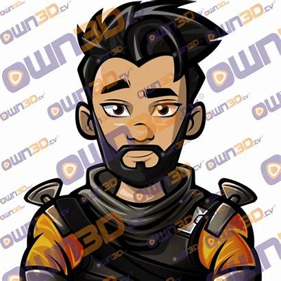 Apex Mirage Legends Avatar Profile Cartoon Character