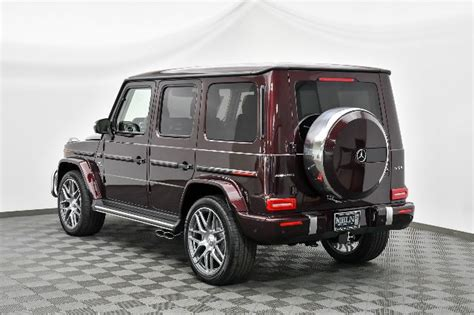 With 577 handcrafted horses, the amg g 63 is a legend raised to a higher power for a new era. New 2021 Mercedes-Benz G-Class AMG® G 63 SUV AWD in Laguna ...