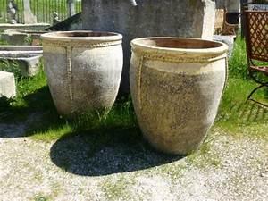 Jarre Terre Cuite Grande Taille : grande jarre bugadier en terre cuite ~ Dailycaller-alerts.com Idées de Décoration