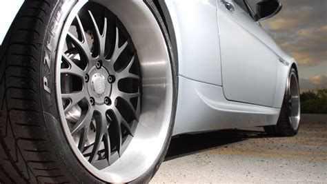 Cleaning Your Tyres & Wheels Guide