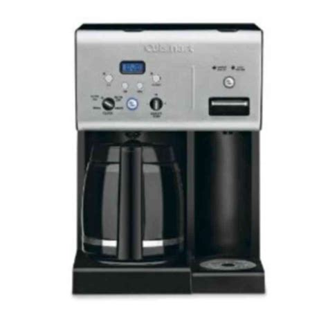 Cuisinart 12 Cup Programmable Coffee Maker with Hot Water System CHW 12   The Home Depot