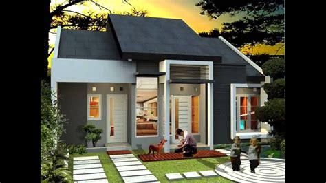 ide desain rumah type  murah terupdate tampilan