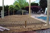 ground level deck plans Ground Rules for Grade-Level Decks | Professional Deck Builder | Building Codes, Framing ...