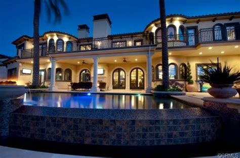 tuscan style mansion  chino hills ca homes   rich