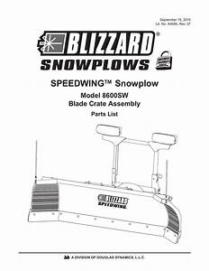Blizzard Snow Plow Wiring Harnes Diagram