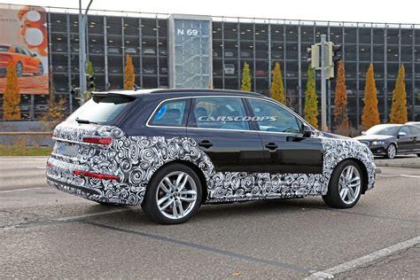 Neues Audi Q7 Facelift by Audi Q7 Facelift Autoweek Nl