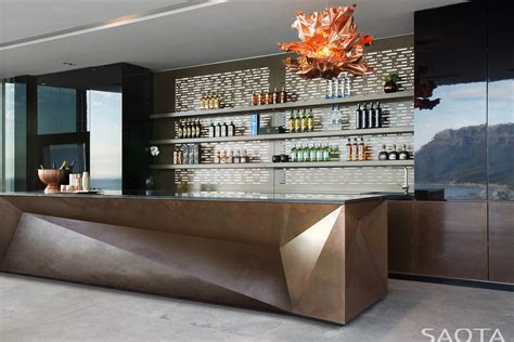 Simple Bar by Home Bar Interior Design Ideas