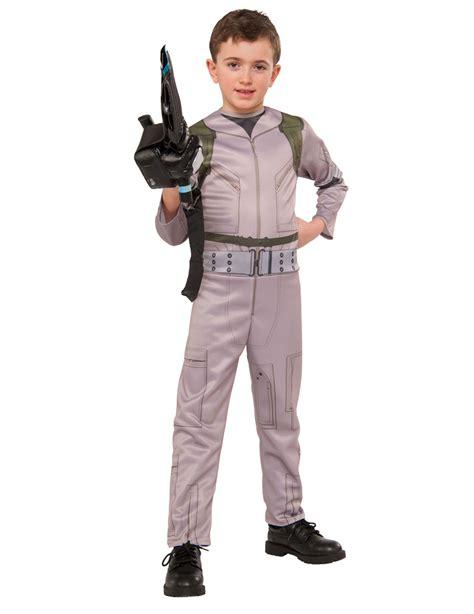 ghostbusters kostüm kinder ghostbusters geisterj 228 ger kinderkost 252 m lizenz beige kost 252 me f 252 r kinder und g 252 nstige