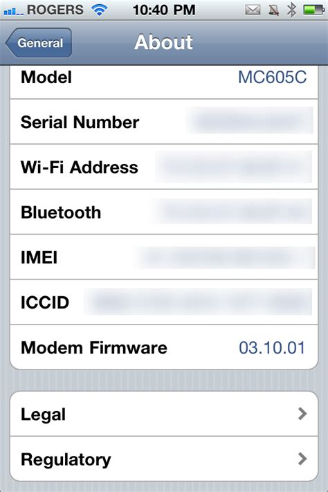 how do i find out which iphone i daily tip how to find out what ios software and baseband