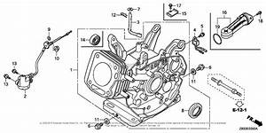 Honda Engines Gx240ut2 Wkk2 Engine  Tha  Vin  Gcbjt