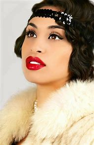 Roaring Twenties Makeup And Hair Makeupviewco - 20s-makeup