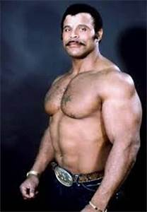 Rocky Johnson Arm Workout