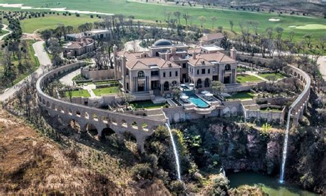 Palazzo Steyn – South Africa's Most Expensive & Lavish