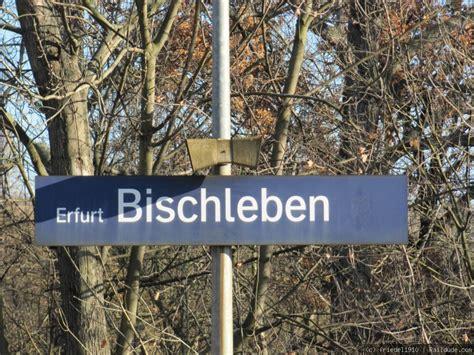 Garten Kaufen Erfurt Bischleben by Bahnhof Erfurt Bischleben Railcc