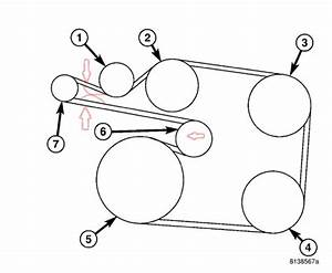 Diagram  Dodge 5 7 Hemi Serpentine Belt Diagram Full Version Hd Quality Belt Diagram
