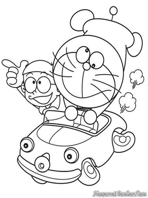 Royal high ney lol surprise doll coloring page lol. Mewarnai Gambar Doraemon | Mewarnai Gambar