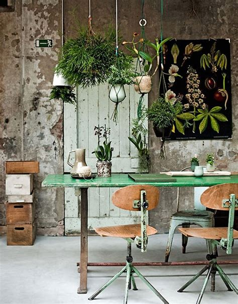 style earthy chic decorating beautiful home inspirations