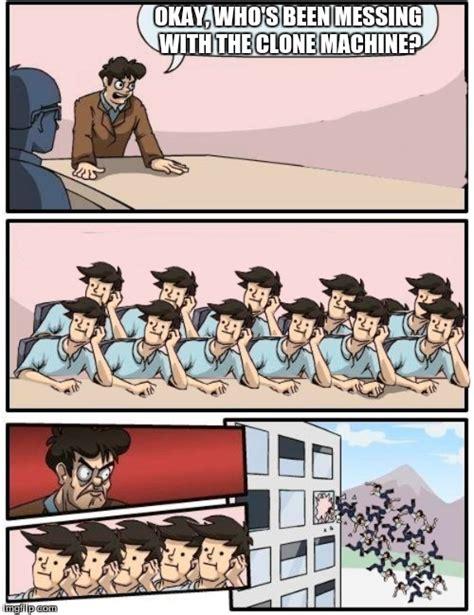 Boardroom Meeting Meme - boardroom meeting suggestion imgflip
