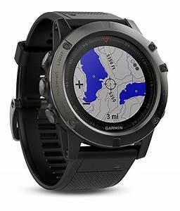 Garmin Fenix 5  U2013 Gps Watch With Maps