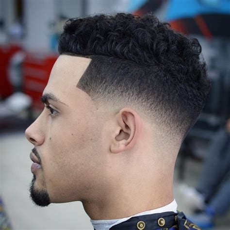 Hairstyles On Skin by 50 Best Medium Fade Haircuts Up The Style In 2019