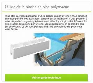 Piscine En Kit Polystyrène : piscine en kit polystyr ne premium rectangulaire distripool ~ Premium-room.com Idées de Décoration