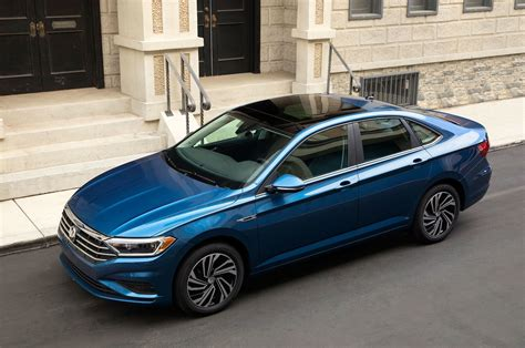 2019 Volkswagen Jetta Reviews And Rating
