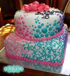 Teen Girl Birthday Cake Ideas cakepins.com … | Pinteres…