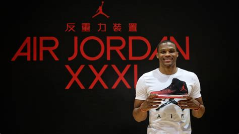 Russell Westbrook Visits Greater China Nike News
