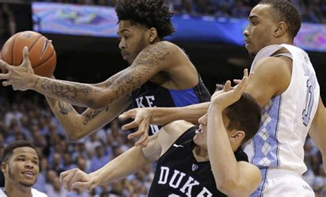 north carolina tar heels  duke blue devils