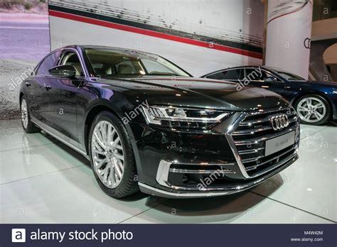 2019 Audi A8 Photos by Black 2019 Audi A8 Stock Photo 175114316 Alamy