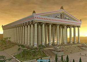 Mary Ann Bernal History Trivia The Temple Of Artemis In