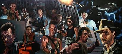 80s Horror Wallpapers