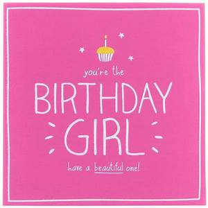 Happy Birthday Girl - Birthday wishes for girls, images ...