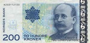 200 Norwegian Kroner (Kristian Birkeland) - exchange yours ...