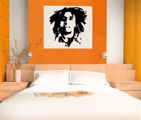 chambre aux couleurs rasta