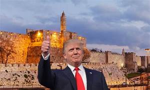 Reactions to President Trump recognizing Jerusalem as ...