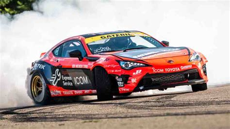Toyota Gt86 Drift toyota gt86 coupe creates 86 by drifting visible