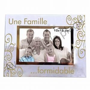 Acheter Cadre Photo : cadre photo une famille formidable vente avenue de ~ Teatrodelosmanantiales.com Idées de Décoration