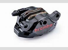 Brembo 84 mm Axial Rear CNC Billet Caliper Kit caliper