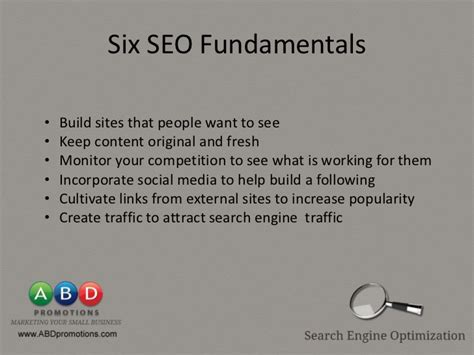 Search Engine Optimization Techniques by Search Engine Optimization Techniques