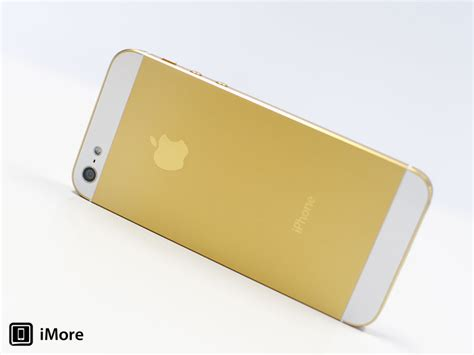 iphone 5 gold the gold iphone 5s imore