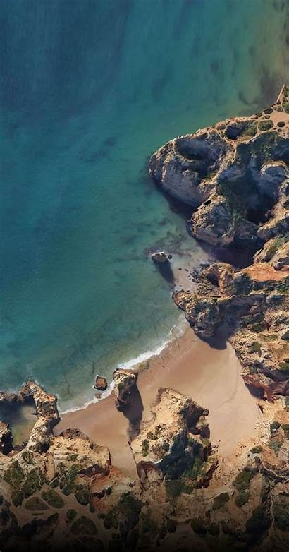 Pixel Google Wallpapers Xl Ocean Beach Iphone