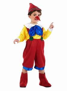 Pinocchio Child Costume - maskworld.com
