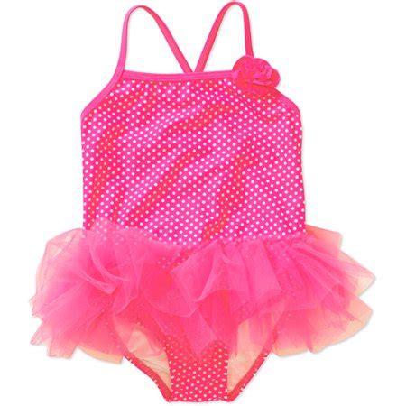 baby toddler girl fashion tonal tutu  piece swimsuit