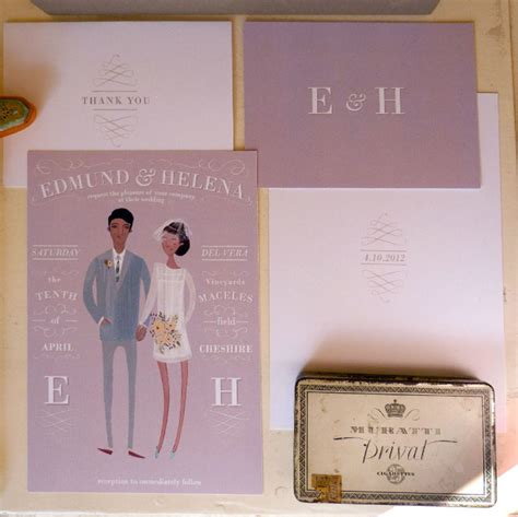Chic and quirky invitations Quirky invitations Jolly