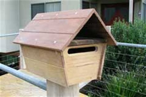 woodwork  plans wooden mailboxes  plans
