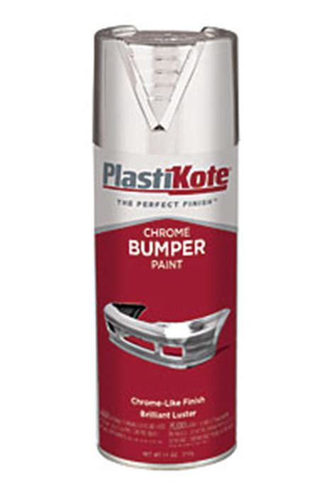 Bumper Chrome  Ee  Paint Ee  Specialty Plastikote  Ee  Paint Ee   Products