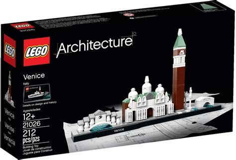 Architecture Set by Lego Architecture 2016 Sets New York City Venice Berlin
