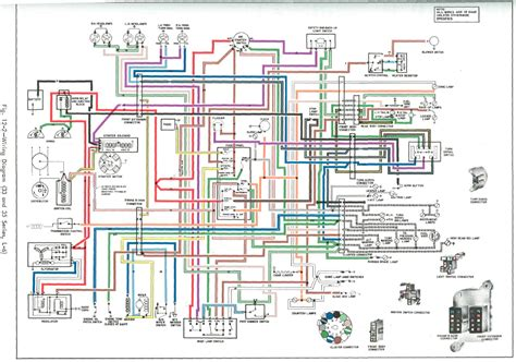 1979 Oldsmobile Fuse Diagram by Chassis Electrical Wiring Diagram Of 1966 Oldsmobile 33