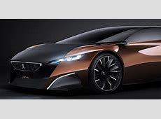 Peugeot Onyx set for public debut at Goodwood Festival of